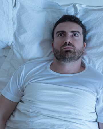 CAN'T SLEEP? 6 TIPS TO DEAL WITH THIS ISSUE