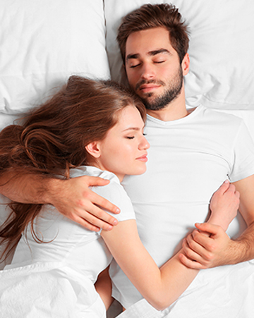 YOU DO NOT SLEEP AS A COUPLE? MAYBE YOU SHOULD RECONSIDER