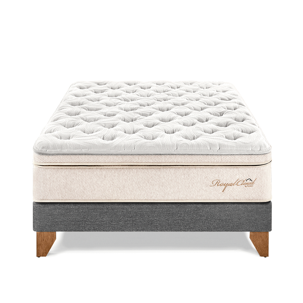 CAMA EUROPEA ROYAL CLOUD - King