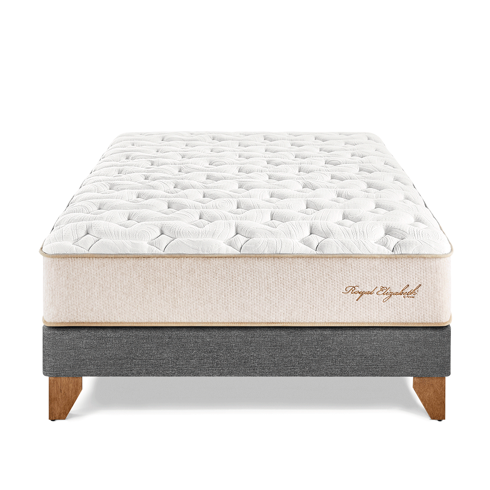 CAMA EUROPEA ROYAL ELIZABETH - King