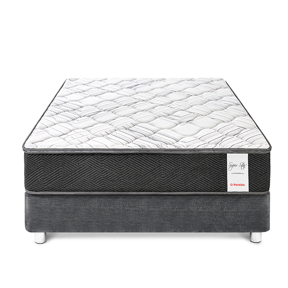 CAMA SUPER STAR ACERO -  King